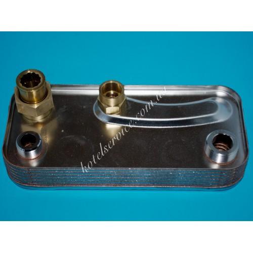 Вторичный теплообменник из нержавейки Уплотнения теплообменника Alfa Laval M15-BDFM Электросталь